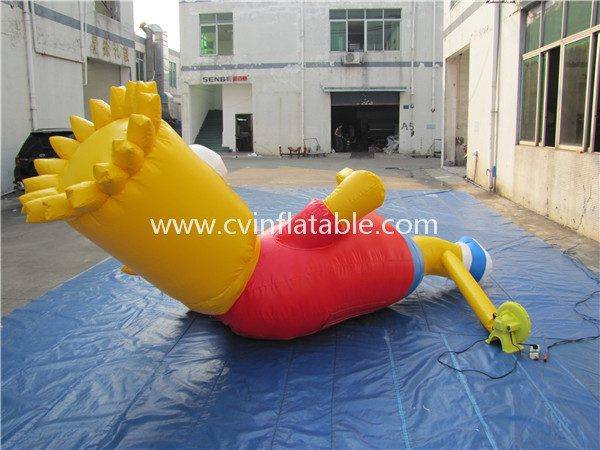 inflatable model (2)