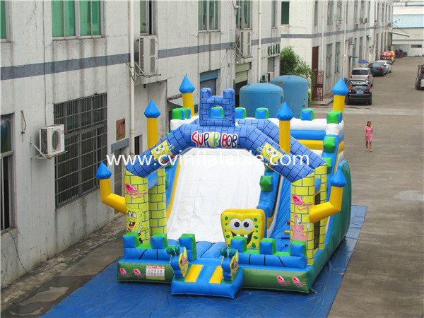inflatable slide (10)