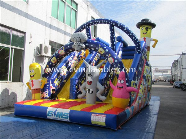 inflatable slide for sale (4)
