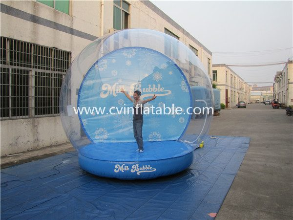 inflatable snow ball (2)