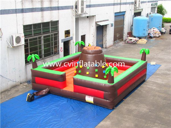 inflatable volcano (2)