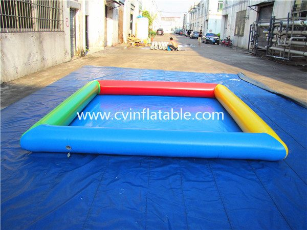inflatable water pool (2)