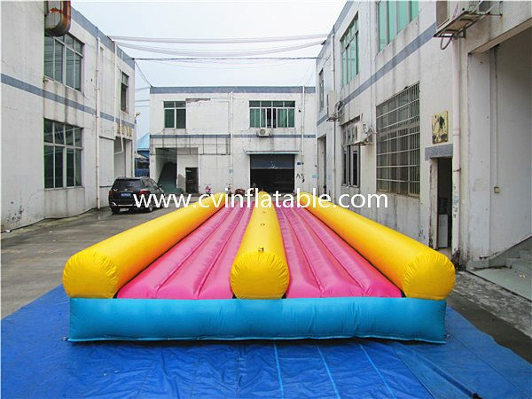 inflatable water slip and slide (2)
