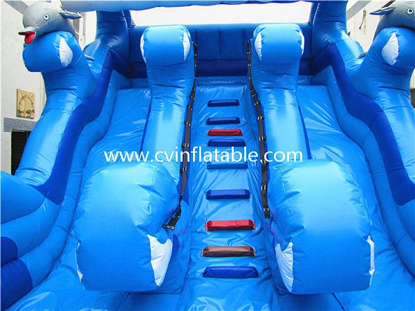 inflatable wave slide (4)