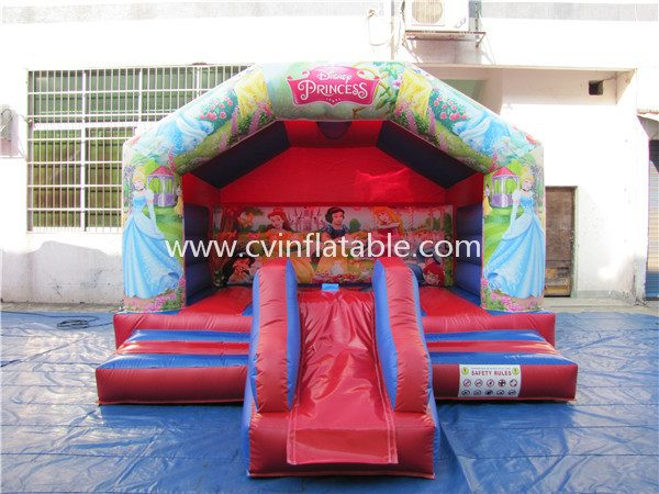 small inflatable boouncer