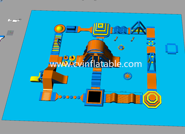 inflatable water park1